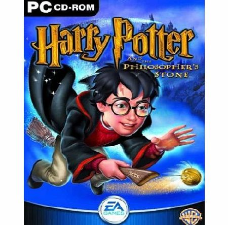 Harry Potter and the Philosophers Stone [PC CD]